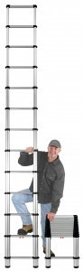 TeleSteps 1800EP - 18' Professional Extension Ladder
