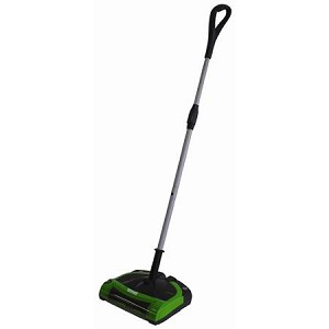 Big Green Commercial Cordless Electric Sweeper